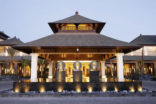 tg-net巴厘岛酒店无线覆盖项目 巴里岛国际酒店合肥店是一家准四星级